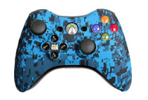 Evil Controllers Custom Design Wireless Controllers For  XBox 360 & PS3 (7 Options)