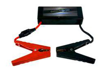 Chrome Pro Portable Car Jump Starter w/ Booster Light and Cables