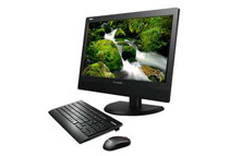 ThinkCentre M92z All-in-One  - 23inch Display Intel i3 i3-3220 3.3GHz 4GB RAM 500GB HDD Windows 7 Pro