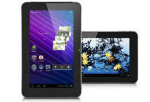 SVP 7inch Tablet PC - Android 4.0 ICS A13 1.3GHz 4GB Wi-Fi Capacitive Touchscreen