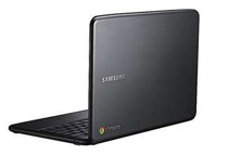 Refurbished: Samsung Series 5 Chromebook - 12.1inch LED Dispay, 2GB Memory, 16GB SSD, Titan Silver
