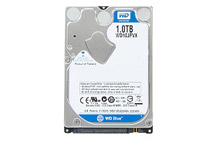 Western Digital 1TB 5400 RPM 8MB Cache SATA 6.0Gb/s 2.5inch Internal Notebook Hard Bare Drive, Blue