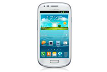 Refurbished: Samsung Galaxy S III Mini 8GB Unlocked Android Smartphone (2 Colors)