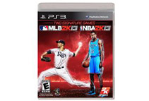 PS3 Games Sports Combo: MLB 2K13 +  NBA 2K13