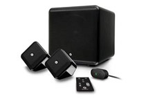 Boston Acoustics SoundWare XS Digital Cinema Home Theater System, Black