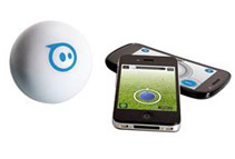 Sphero iOS/Android Controlled Robotic Ball
