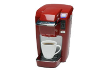 Keurig K10 MINI Plus Brewing System, Red