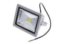 Outdoor Waterproof LED Flood Lights (2 Options)