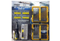 Drill Bit and Socket Sets (3 options)