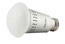 Voltah A19 8.5W LED Light Bulbs,Warm White (Pack of 6)