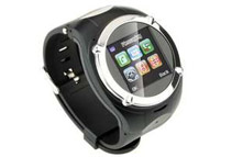 PGD 1.5inch Touchscreen Watch Cell Phone (2 Colors)