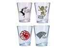 Game Of Thrones Shot Glasses, Set of 4