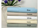 6-Piece 400 Thread Count Cotton Sateen Sheet Set (13 Options)