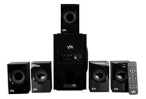 VM Audio 600W 5.1 CH Home Multimedia Surround Sound Speakers System