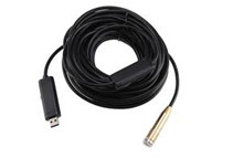 15M 4-LED Waterproof Endoscope USB Video Camera