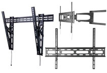Homemounts LCD LED TV Wall Mounts (4 Styles)