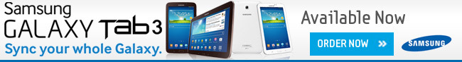 Samsung Galaxy Tab 3 Sync your whole Galaxy