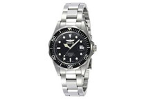 Invicta Pro Diver SQ 8932 Men's Black Dial Analog Watch