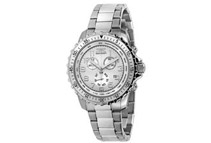Invicta II Collection 6620 Men's Silver Dial Chronograph Watch