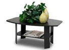 Furinno 11179 Espresso Coffee Table