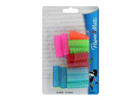 Paper Mate Foohy Gooshy Grips, Assorted Colors, 20/PK