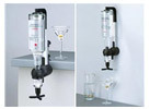 Wall-Mounted 1 Liter Liquor Bottle Shot Tender Dispenser