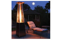 Garden Radiance Pyramid Outdoor Patio Heater