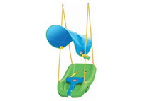 Little Tikes Snug N Secure Swing w/ Sun Canopy
