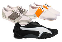Men's Puma Sneakers (4 Styles)