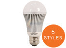 'Collection LED  Single Piece Light Bulbs