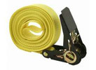Yellow Jacket 15� Ratchet Tie Down, Up to 1500 lb