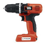 Refurbished: Black & Decker 7.2V Cordless Li-Ion 3/8 inch Drill Driver