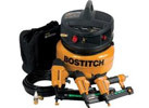 Refurbished: Bostitch 3-Tool Finish & Trim Compressor Combo Kit