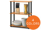 Furinno Turn n Tube 3-Tier Shelf