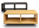 Furinno Dual-Function TV Stand/Coffee Tables