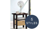 Furinno End Tables/Night Stands