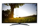 Samsung 50 Class 1080p 120Hz LED 3D Smart HDTV + Ethereal 2M HDMI Cable