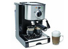 Refurbished: Capresso EC100 Pump Espresso and Cappuccino Machine