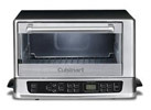 Refurbished: Cuisinart Stainless Steel Toaster Oven Broiler (Black)