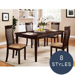 5-Piece Dining Sets by Primo International