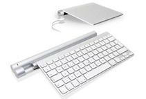 Inductive Charger for Apple Bluetooth Keyboard & Magic Trackpad by MOBEE