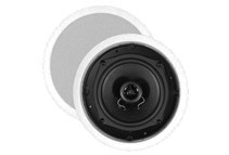 5.25inch In Ceiling Surround Sound Home Theater Speaker Pair