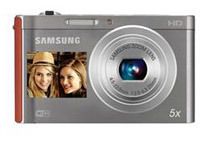 16.1 Megapixel, 5x Zoom, Digital Camera by SAMSUNG (2 colors)