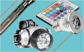 Anything and everything LED that you need, starting from $6.99