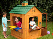 Shop majestic mansions and sandboxes, starting from $32.99