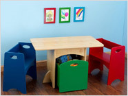 Playful pieces for your child's playroom.