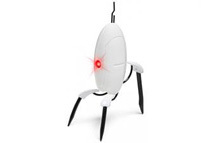 Portal 2 Sentry Turret 4inch Led Flashlight with Sound