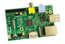 Raspberry Pi Computer -- Model B (512M RAM)