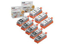 LD Canon Pixma iP100 Compatible Ink Cartridges (8-Pack)