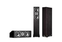 Polk Audio TSi300 3.0 Home Theater Speaker System, Black